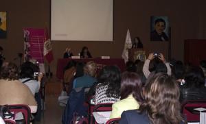 I Congreso internacional Teología feminista. Lima, Perú