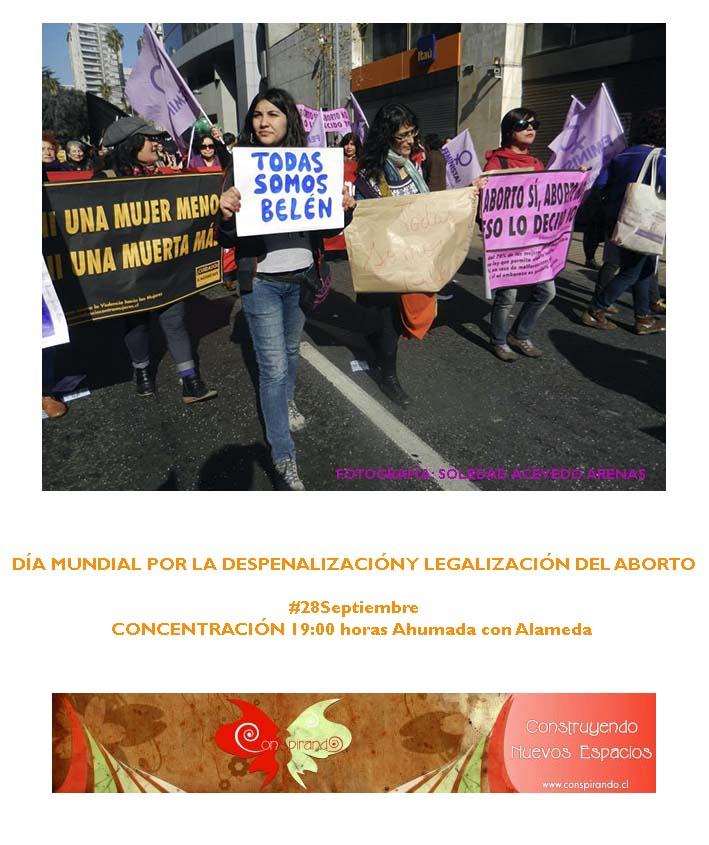 #28Septiembre : 28 días de acción mundial:  Celebrando el Día Internacional de Aborto Seguro!